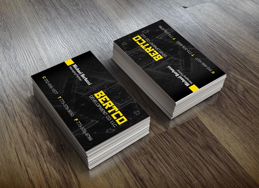 дизайнерский картон для визиток