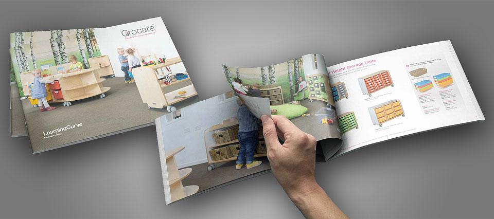 Дизайн и печать каталогов в Москве